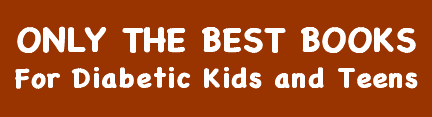 Diabetic kids books logo